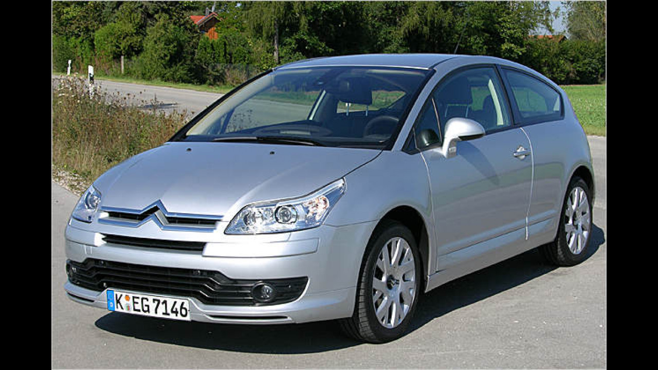 Citroen C4 1.4 16V Advance