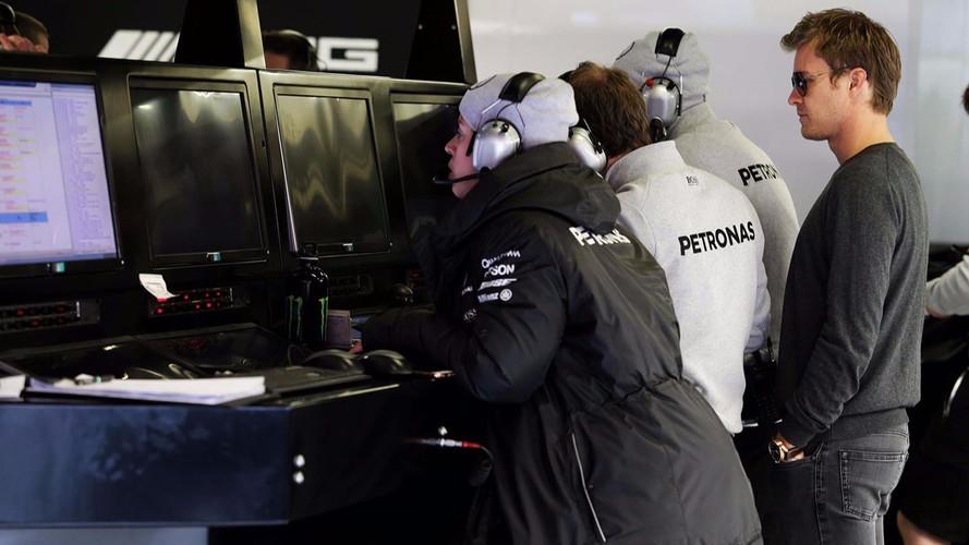 Nico Rosberg pour diriger Mercedes en Formula E ?