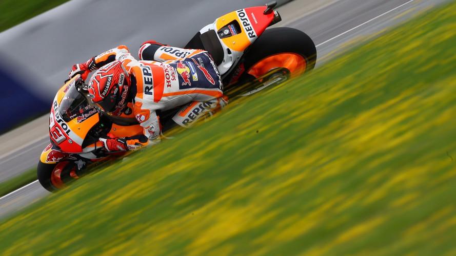 Márquez firma en Austria su tercera pole consecutiva de MotoGP en 2017