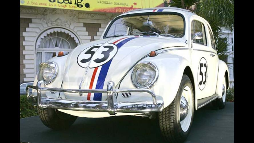 Herbie wieder in Fahrt: Neuer Film ab August im Kino