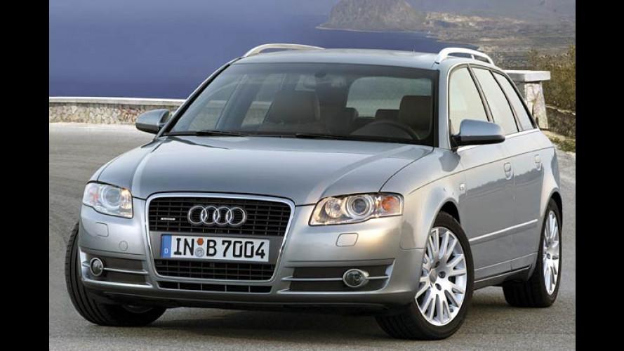 Starke Maschine im Audi A4: 220 PS für den Zweiliter-TFSI