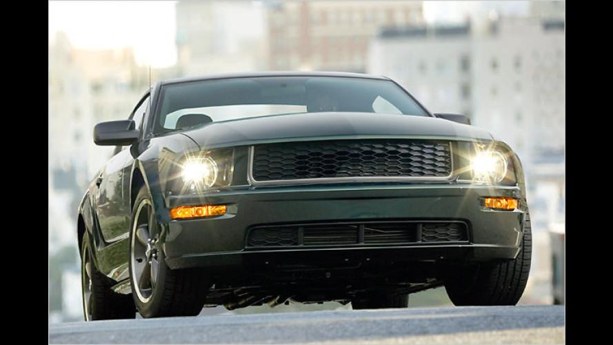 Ford USA: Der neue Bullitt-Mustang kommt Anfang 2008