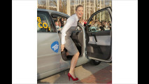 DJ Ötzi fährt Sauber-Polo