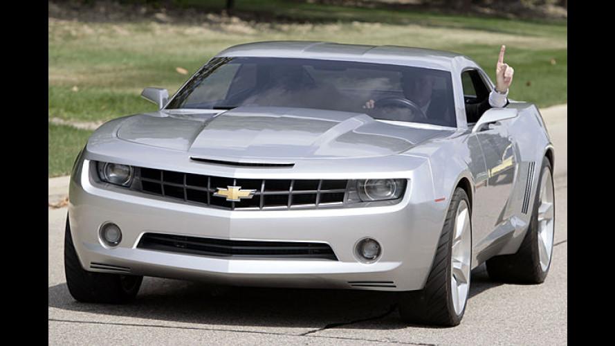 Chevrolet baut neuen Camaro: Auferstehung einer Ikone