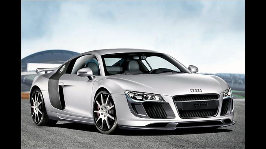 Verschärfter Audi R8