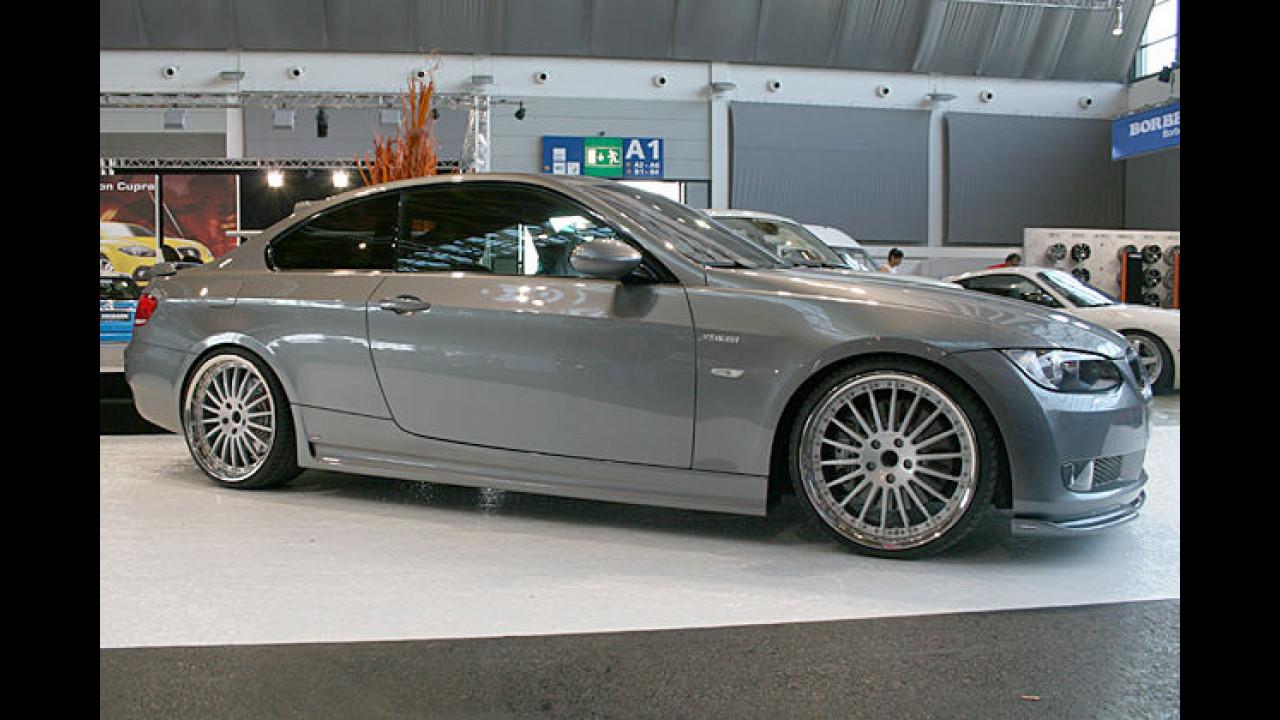 Hamann modifizierte das BMW 335i Coupé