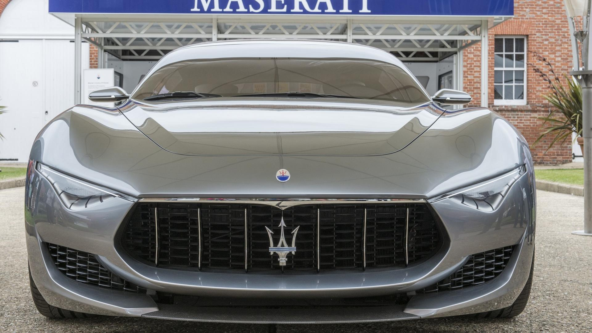 Maserati Alfieri Release Date >> Maserati Alfieri Production To Start In First Half Of 2020