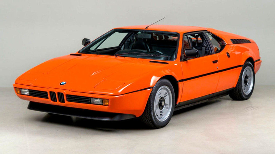 Design Your Own Car >> BMW M1 With 8,400 Miles Features An Eye-Watering Price Tag