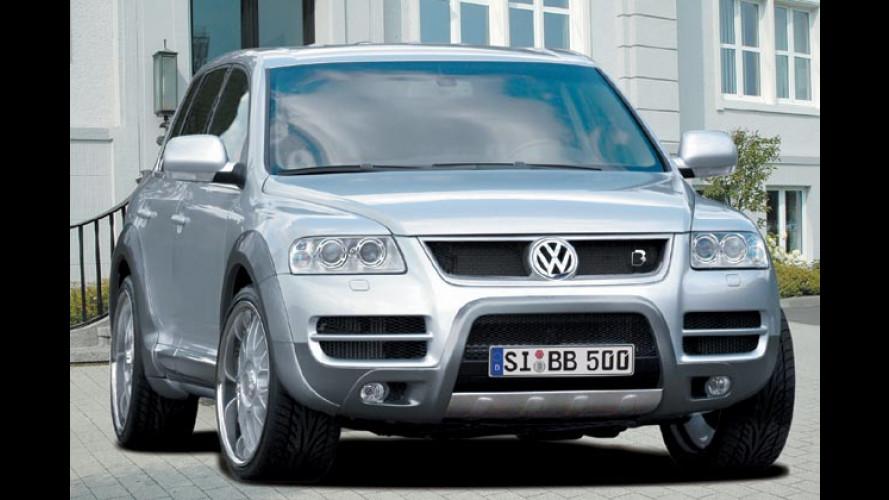 B&B powert den VW Touareg V6 3.0 TDI auf 300 PS