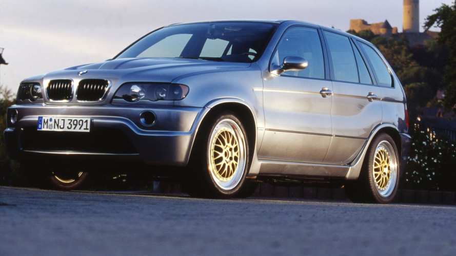 BMW X5 Le Mans concept 2000