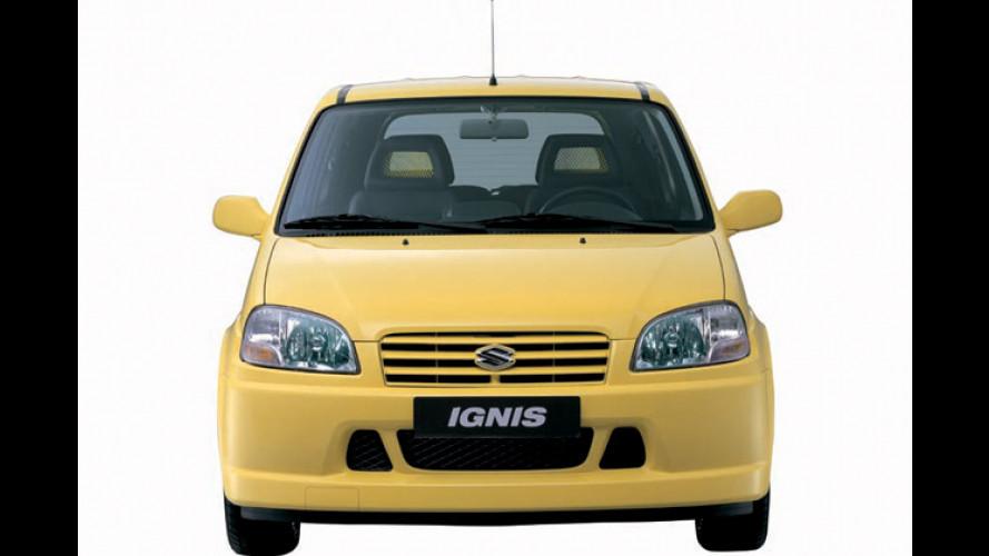 Suzuki: Ignis Sport steht ab sofort bei den Händlern