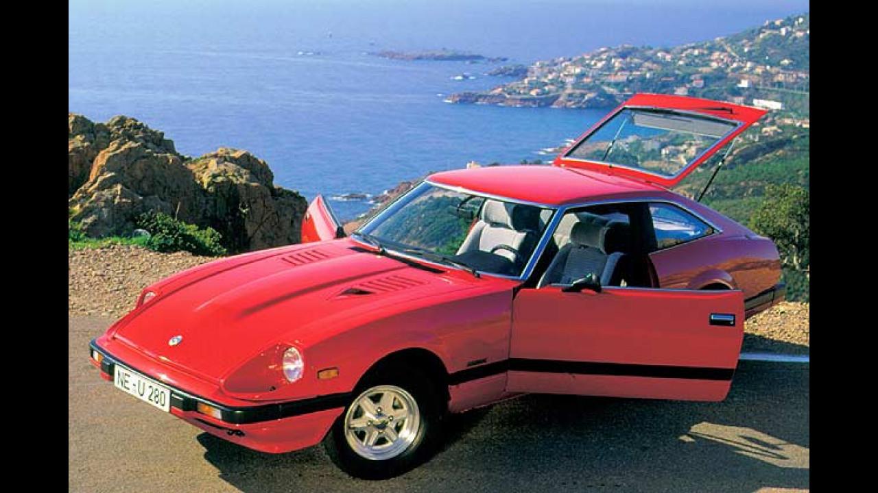 Sportwagen-Ikonen aus den 70er-Jahren - Datsun 280 ZX