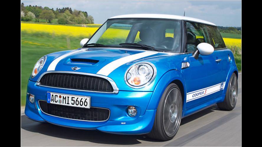 AC Schnitzer will die Leistung des Mini Cooper S steigern