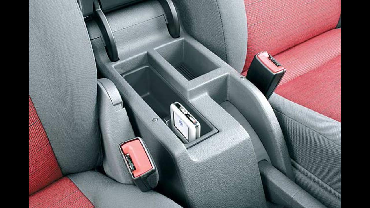 VW mit iPod-Anschluss