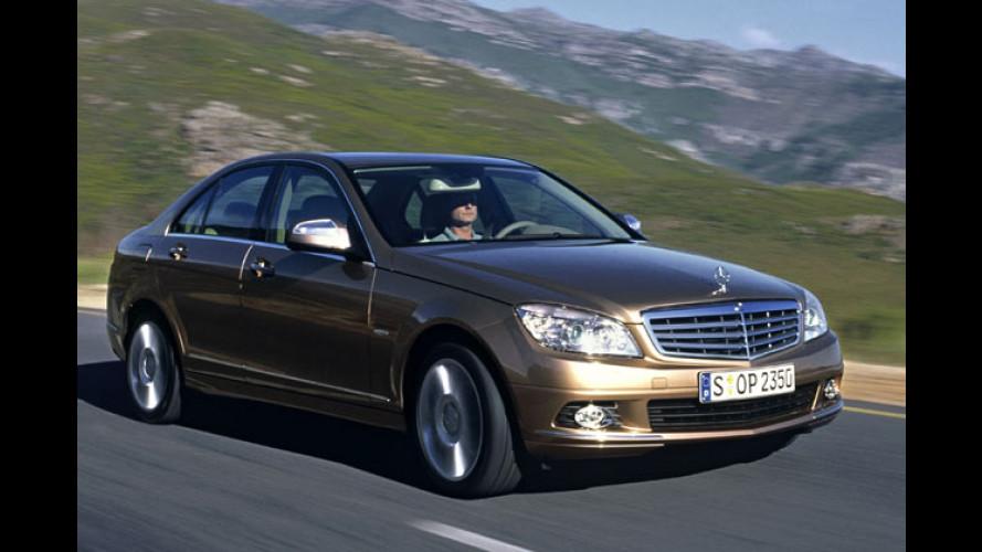 Preise fix: Mercedes C-Klasse ist ab 29.988 Euro zu haben