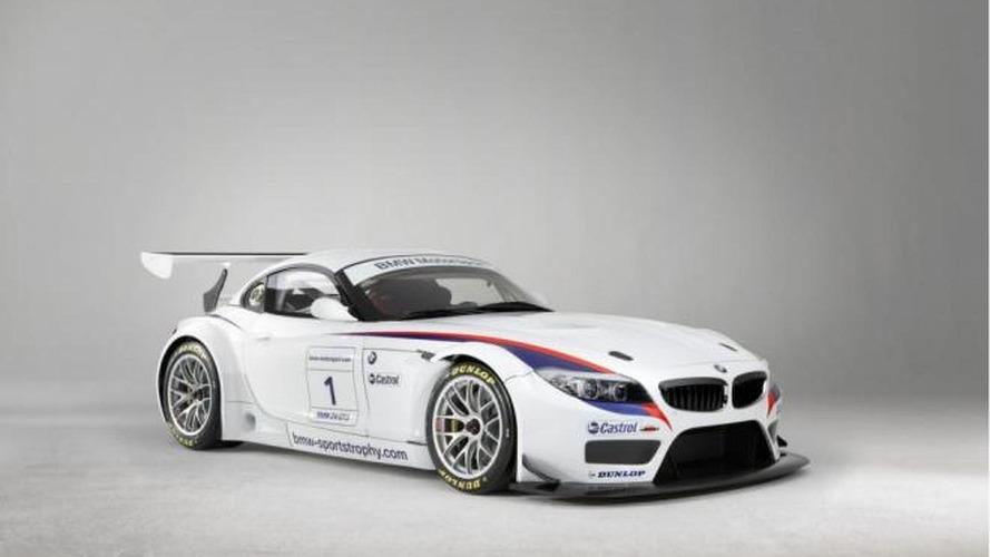 BMW Z4 GTE set for 2013 ALMS