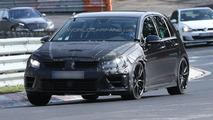 Volkswagen Golf VII spy photo 16.04.2013