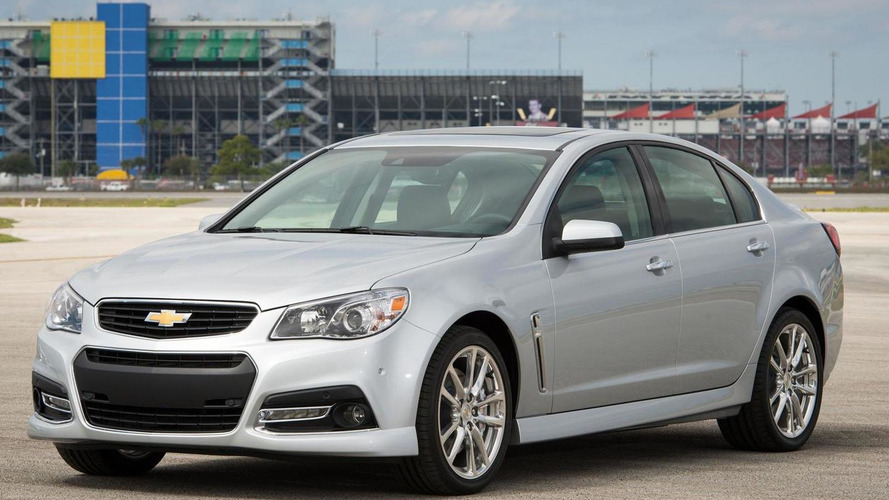 More powerful Chevrolet SS considered