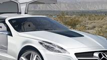 Mercedes SLK Gullwing