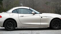 2009 BMW Z4 in BMW parking lot