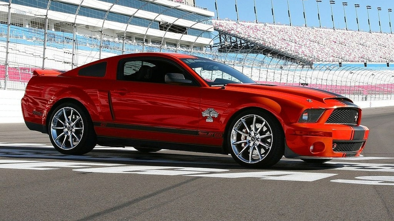 Ultimate shelby 427 gt500 ford mustang package motor1 com photos