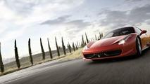 Ferrari 458 Italia - 08.02.2010