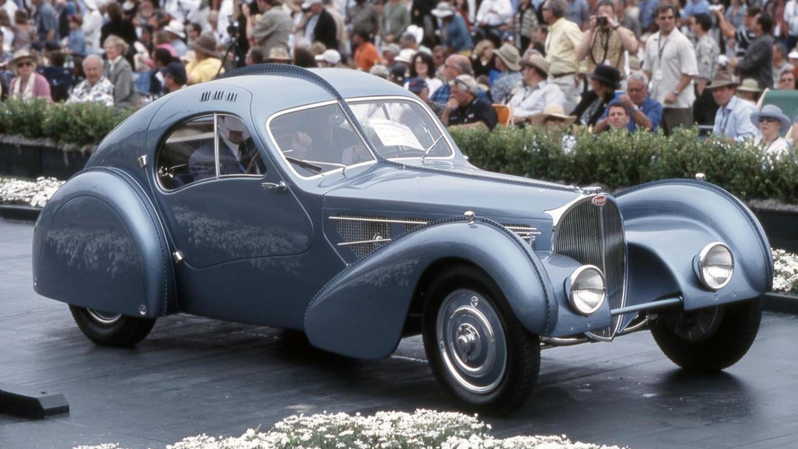1936 Bugatti Type 57SC Atlantic fetches a record $30+ million