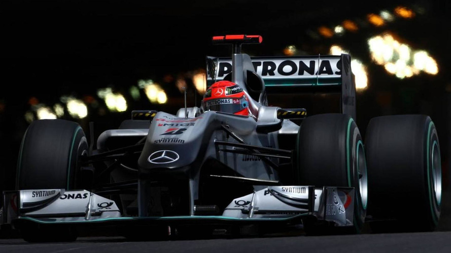 Mercedes to appeal Schumacher penalty decision