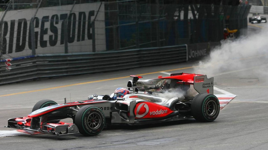 McLaren mechanic keeps job after Button failure