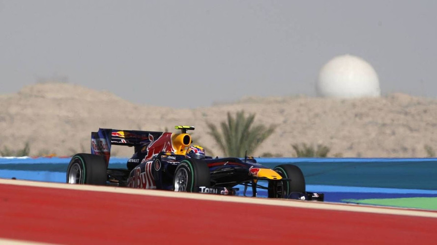 Bahrain happy with F1 calendar top spot