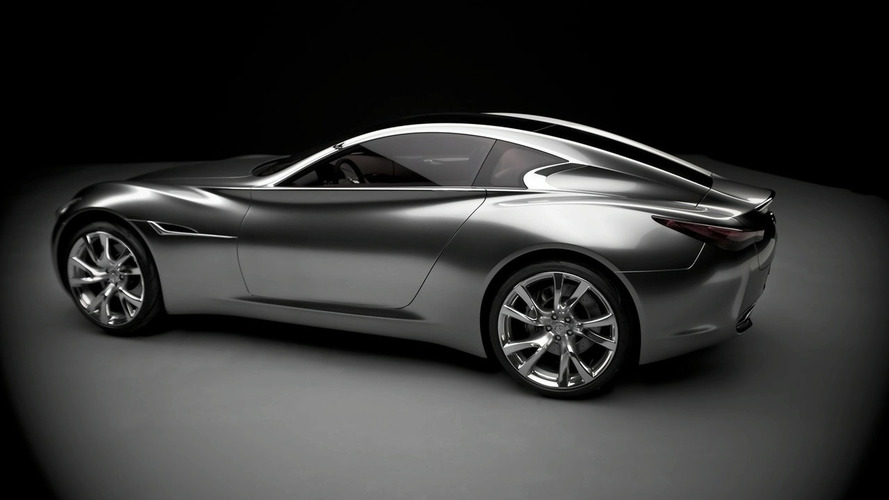 Infiniti sports coupe headed for Geneva debut - report