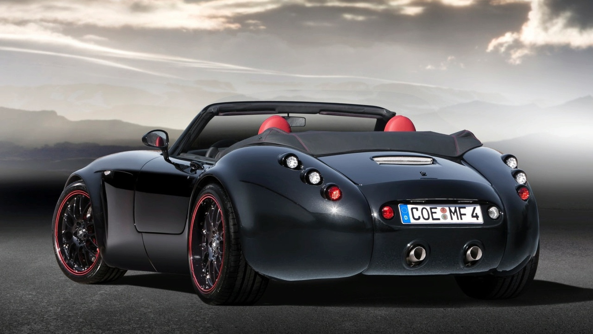 Wiesmann Spyder Concept Announced