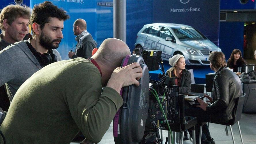 Mercedes-Benz models featured in new thriller 'Unknown' [video]