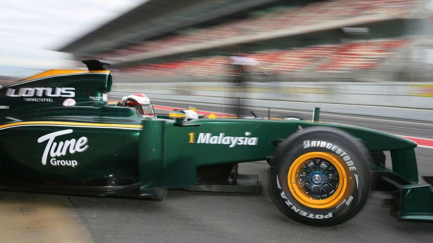 Lotus designing 2011 car without KERS
