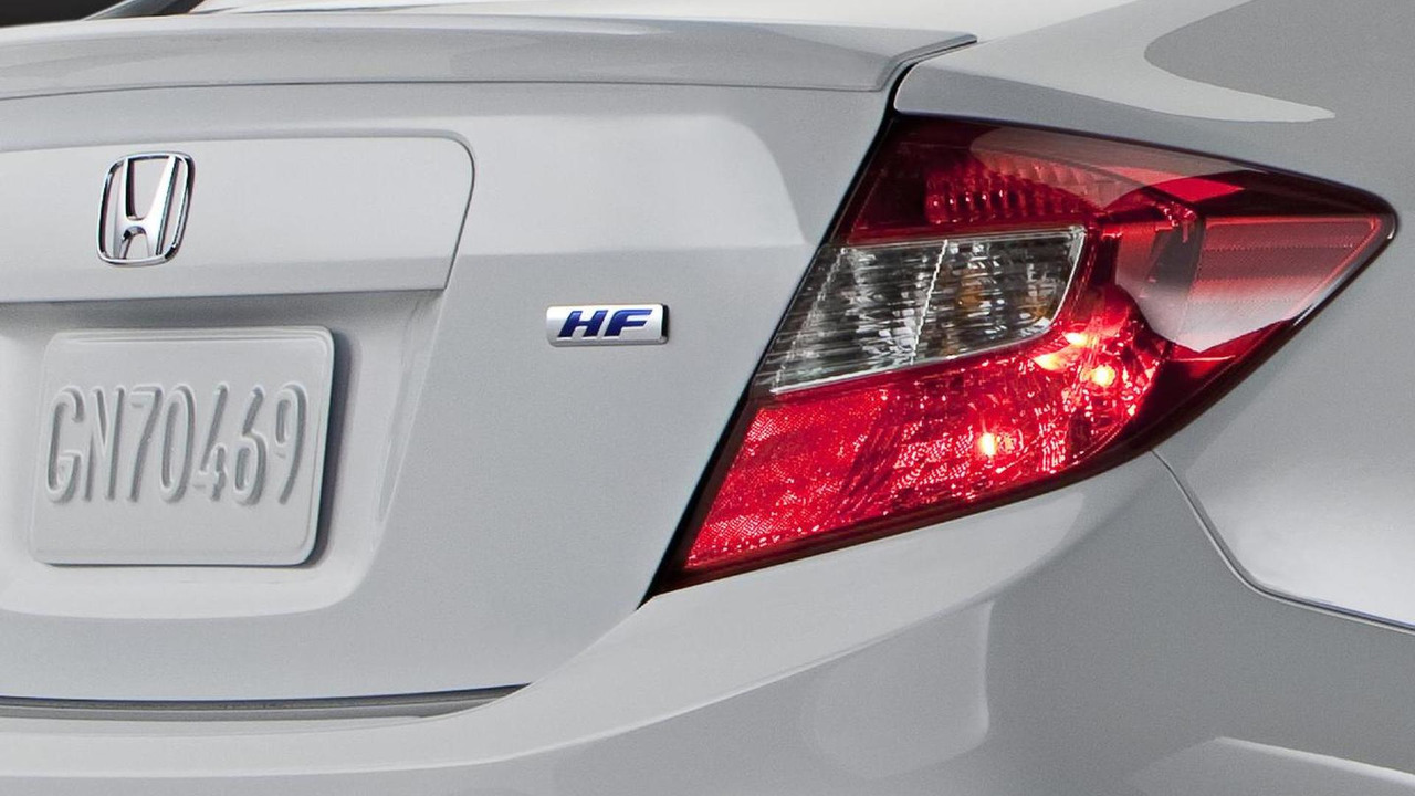 2012 Honda Civic HF - 18.2.2011