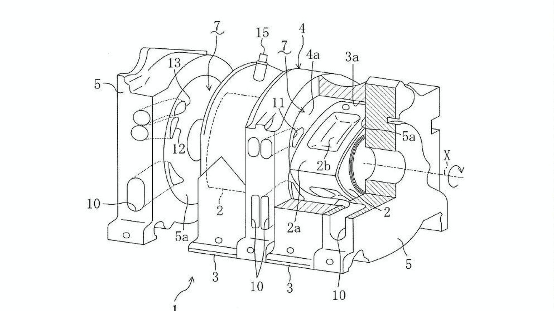 patent diagrams reveal direct injection mazda renesis rotary Mazda Rotary Engine Diagram direct injection mazda renesis rotary
