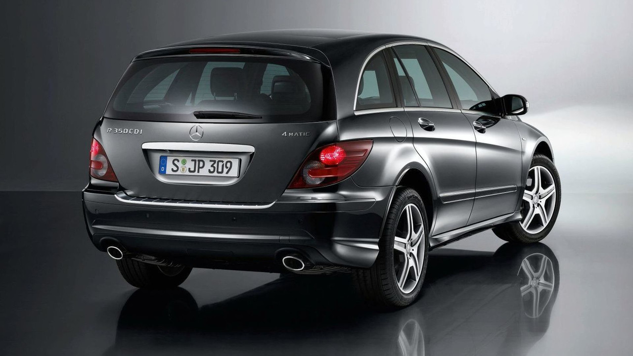 Led Lights For Cars >> Mercedes-Benz R-Class Grand Edition