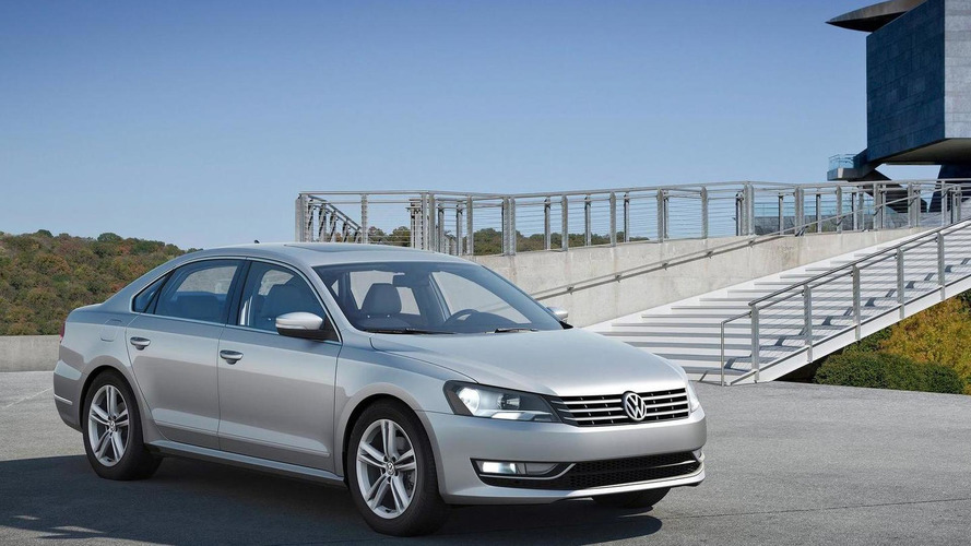 Cheaper U.S. Passat price announced - but don't try importing to Europe