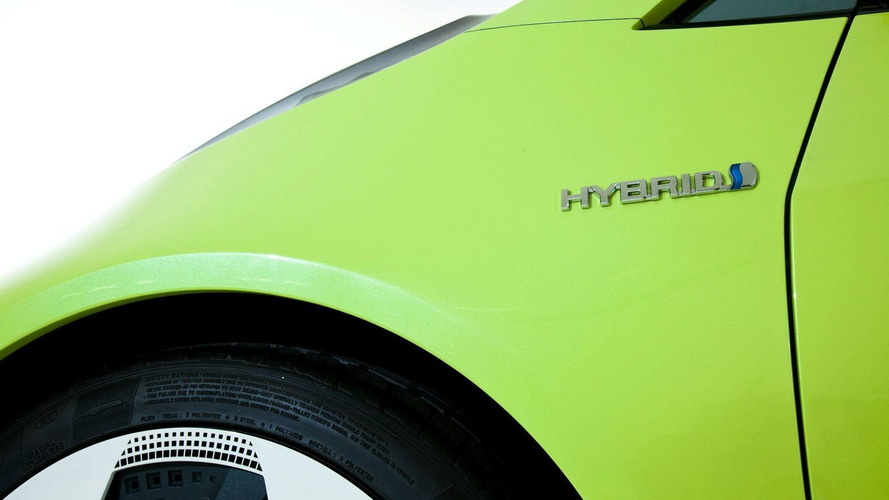 Toyota Releases Dedicated Hybrid Concept Teasers