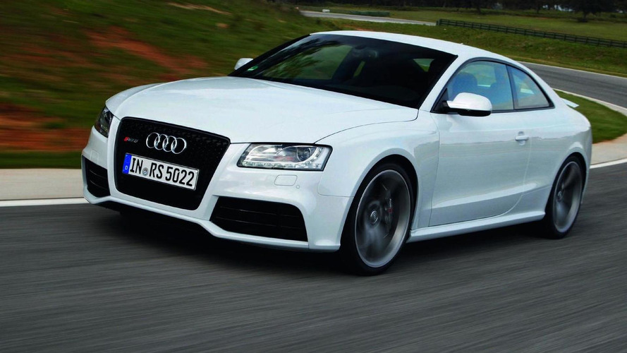 Audi RS5 confirmed for US; 2011 R8 Spyder 5.2 starts at $161K