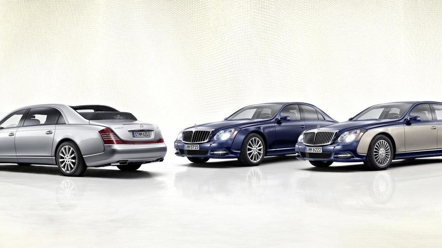 Maybach gets a day of reckoning on July 1st