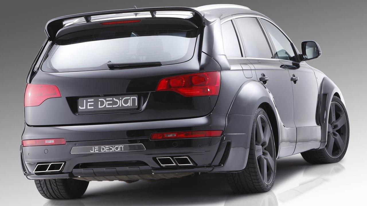 JE Design Q7 S-line widebody 26.07.2010