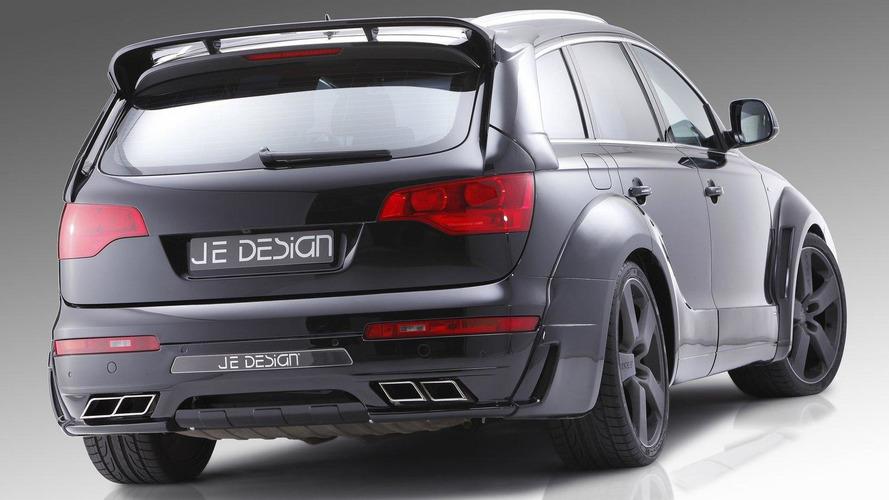 Audi Q7 S-Line widebody kit by JE Design