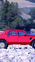 Lamborghini LM002, 1986 to 1992, 1600, 20.70.2010