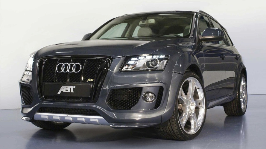 ABT shows real life Q5 photos ahead of Essen debut