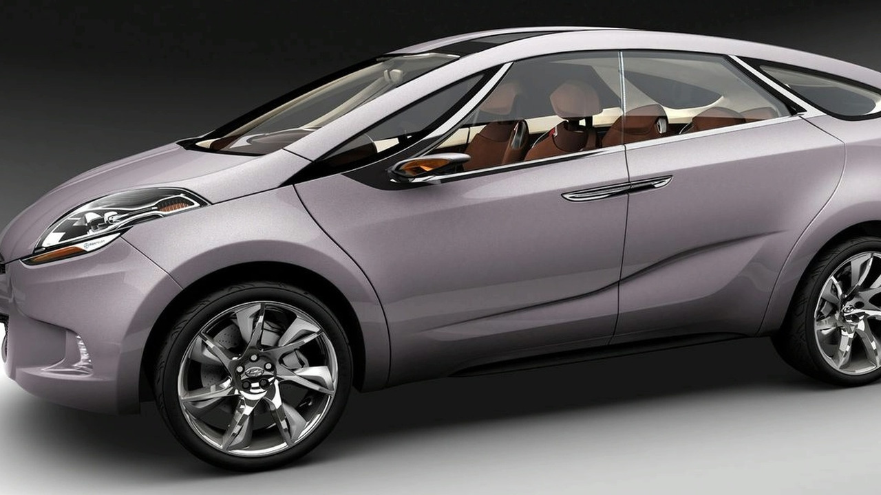 Hyundai HED-5 i-Mode Concept
