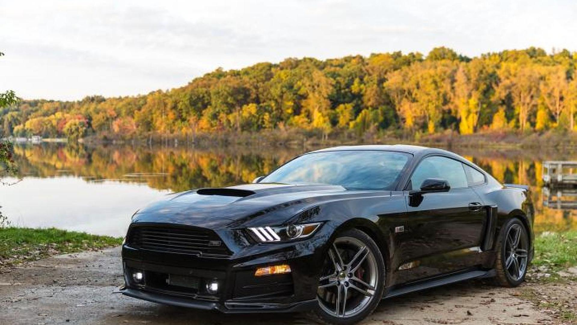 2015 ford mustang gt gets 600 bhp thanks to roush supercharger video