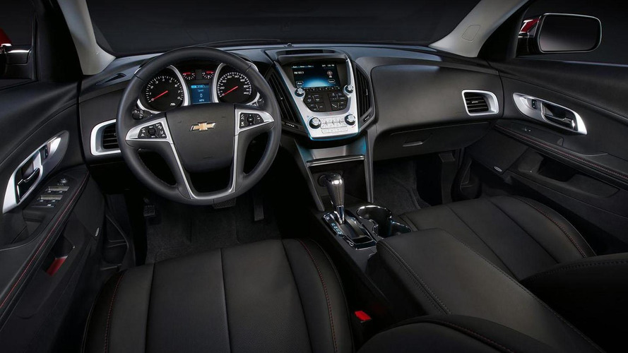 2016 Chevrolet Equinox unveiled with revised styling inside & out [videos]