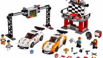 Lego Porsche 911 racing set