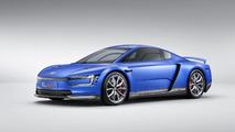 2014 Volkswagen XL Sport concept